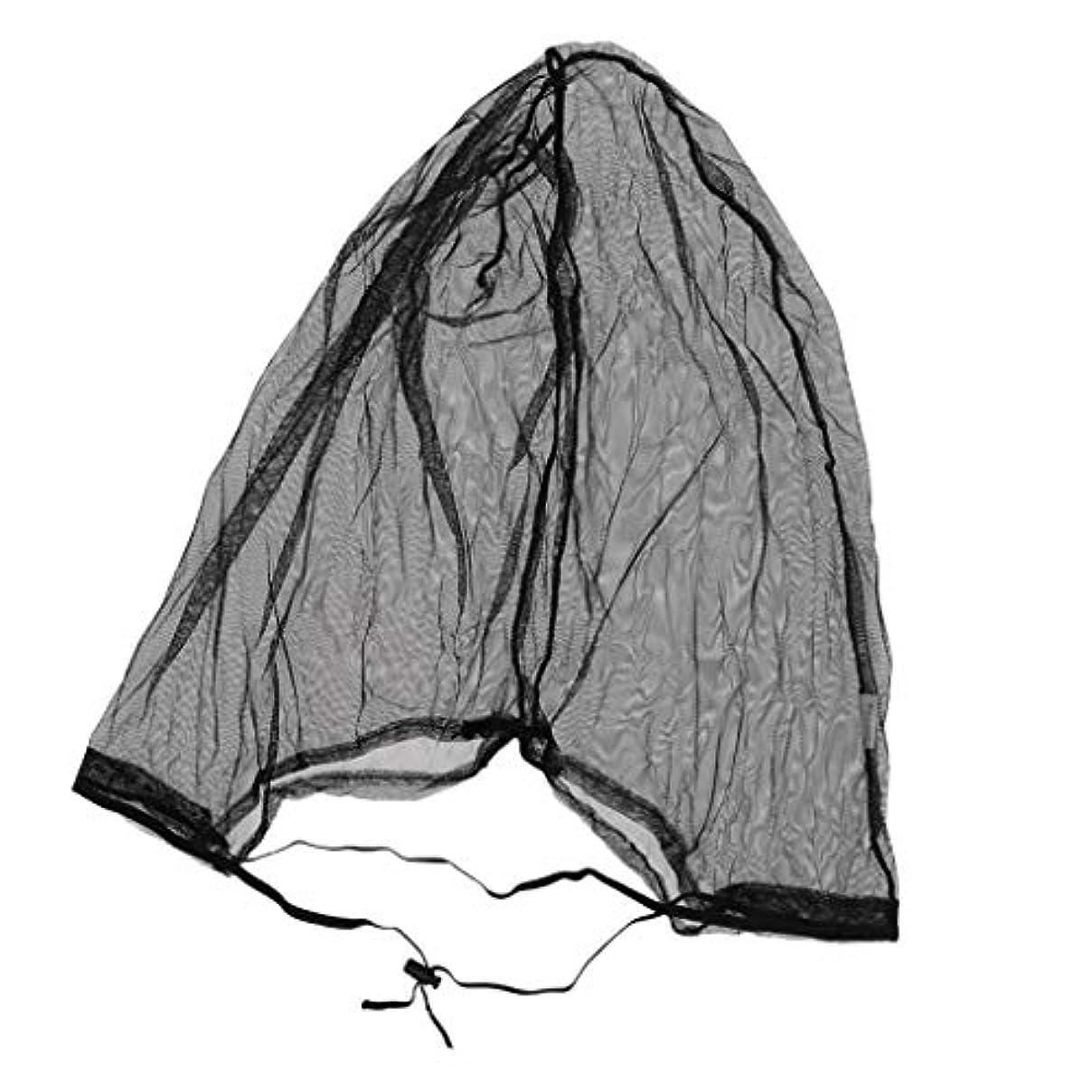 アンドリューハリディ恐ろしいとは異なりB Baosity アウトドア ハット メッシュマスク 蚊ヘッドネット フェイスカバー 全2色