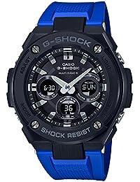 [カシオ]CASIO 腕時計 G-SHOCK ジーショック Gスチール 電波ソーラー GST-W300G-2A1JF メンズ