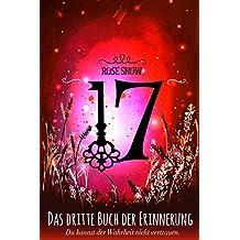 17 - Das dritte Buch der Erinnerung (Die Bücher der Erinnerung 3) (German Edition)
