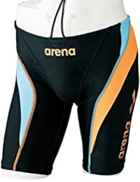 arena(アリーナ) 練習用 競泳水着 メンズ タフスーツ フレックス マスターズスパッツ SAR-8139 (SS~XOサイズ)