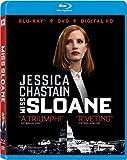 Miss Sloane [Blu-ray]