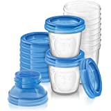 Philips AVENT Breast Milk Storage Containers (pack of 10)