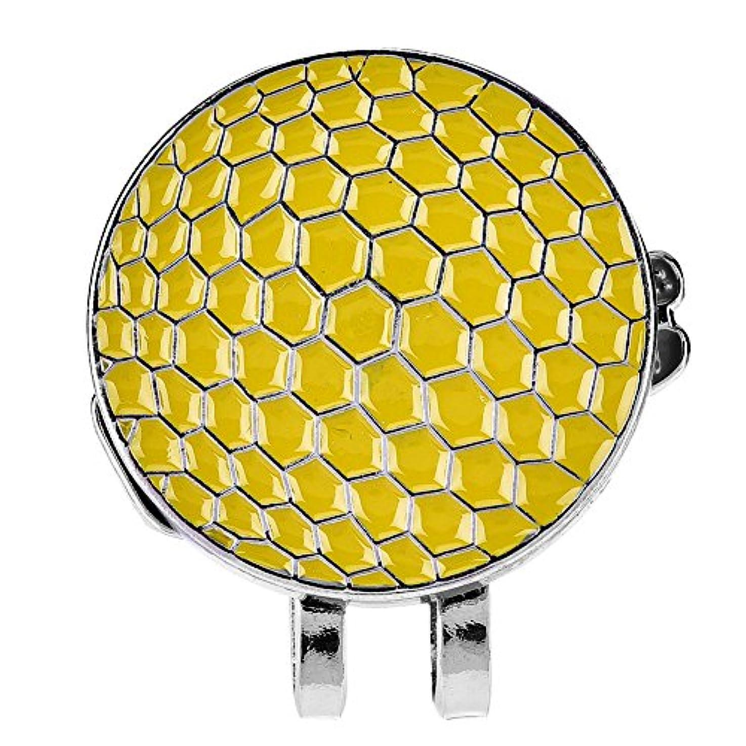 型誘惑するピンポイント手袋形 ゴルフ ハットクリップ 創造的 ステンレス 磁気 ボールマーカー 贈り物
