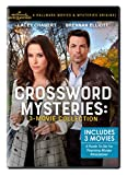 Crossword Mysteries: 3-Movie Collection [DVD]
