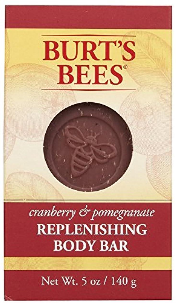 ヒロイン一方、マスクバーツビーズ Burt's Bees BURT'S BEES クランベリー&ポメグラネイト ボディバー 140g