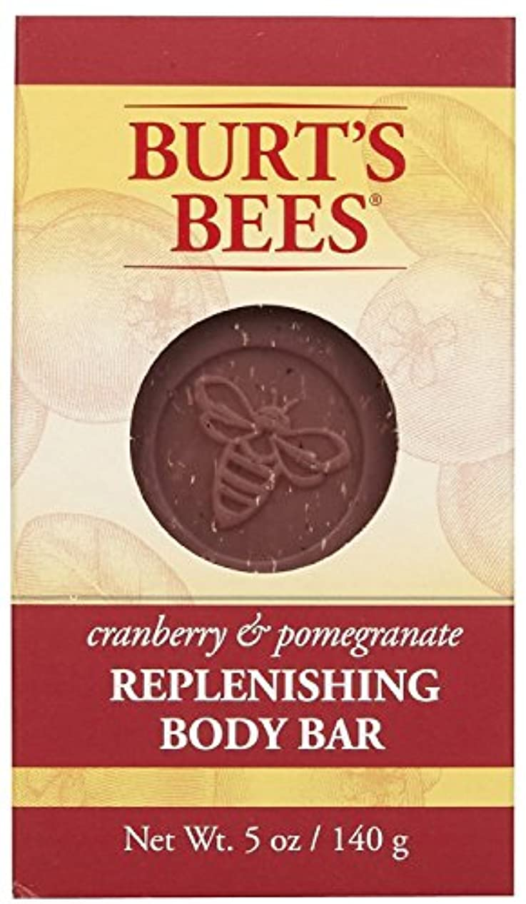 頼む放課後道を作るバーツビーズ Burt's Bees BURT'S BEES クランベリー&ポメグラネイト ボディバー 140g
