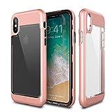 Patchworks iPhone X ケース Sentinel Contour Case ピンク 【 耐衝撃 にじみ防止 オンライン専用パケ 】 アイフォン X ケース