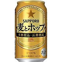 【新ジャンル】サッポロ 麦とホップ [ 350ml×24本 ]