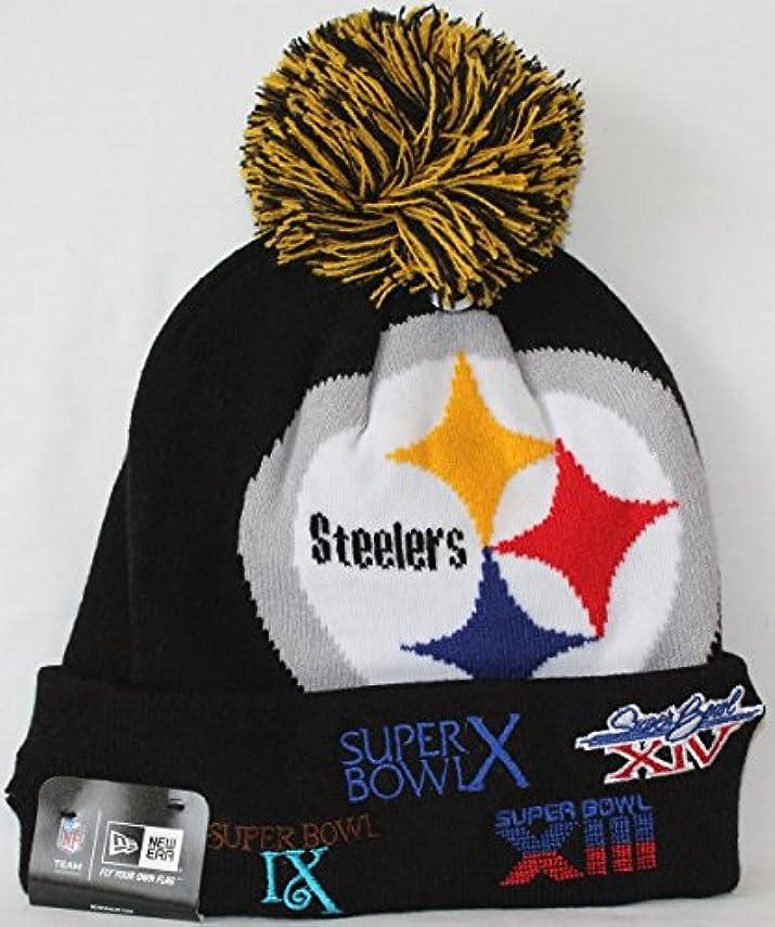 良心自然公園援助するPittsburgh Steelers New Era NFL Super Bowl Champions