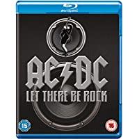 Ac/Dc - Let There Be Rock [Blu-ray] (輸入盤)