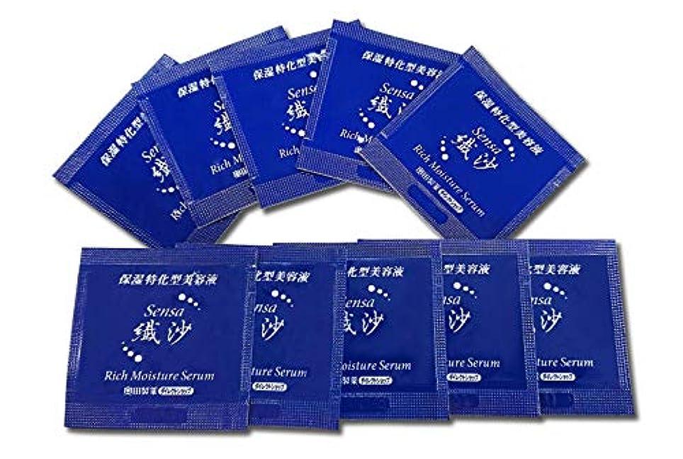 勧告ショッピングセンターキャメル繊沙リッチモイスチャーセラムトライアルセット(10回分)[敏感肌用]保湿美容液
