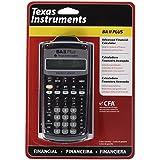 Texas Instruments Advanced Financial Calculator BAII Plus