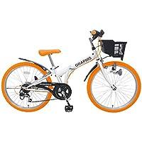 GRAPHIS(グラフィス) 子供用自転車 折りたたみCTB 22インチ 24インチ 26インチ 6段ギア GR-24