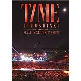 東方神起 LIVE TOUR 2013 ~TIME~ FINAL in NISSAN STADIUM (2枚組DVD)