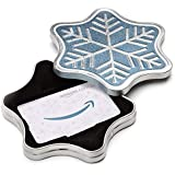 ashandmeadow.com.com.au Gift Card for Custom Amount in a Snowflake Tin