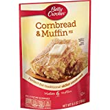 Betty Crocker Muffin Mix, Authentic Corn, 6.5 Ounce (Pack of 9)