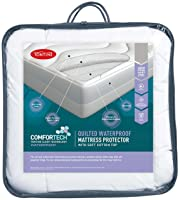 Comfortech Quilted Waterproof Mattress Protector