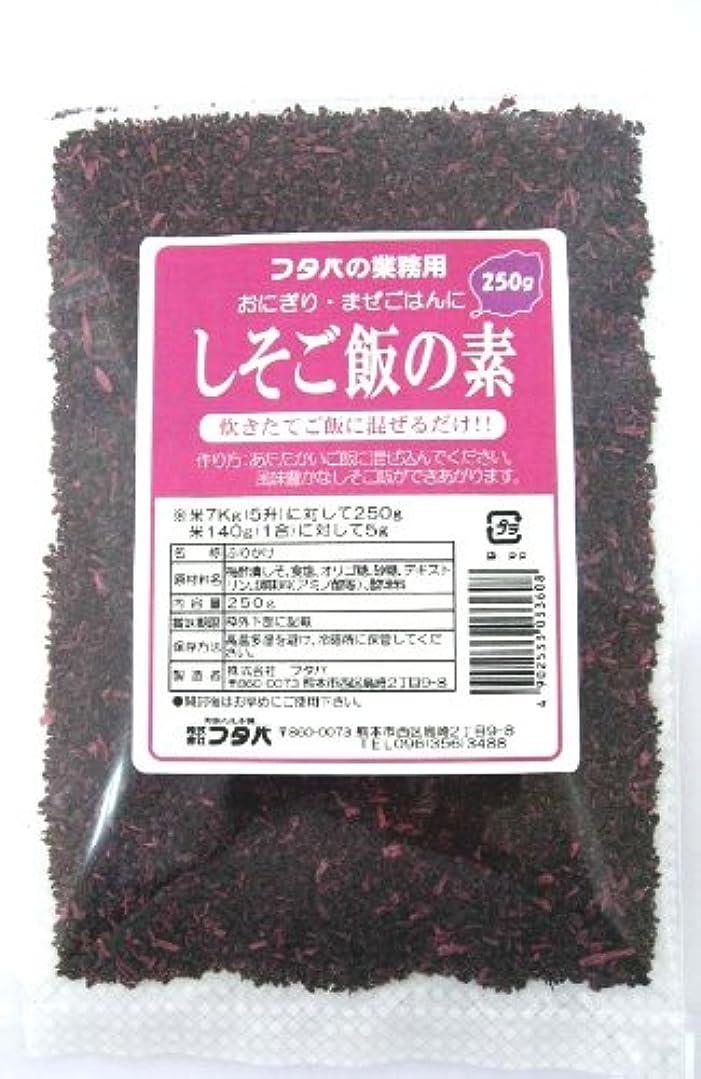 防ぐ包括的悪因子フタバ しそご飯の素 250g
