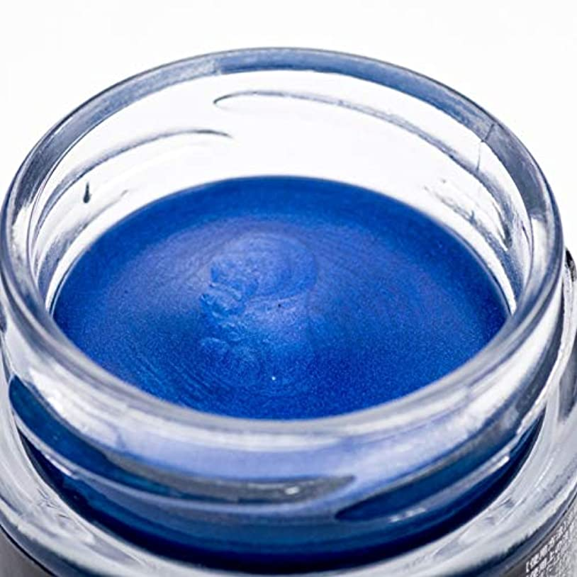 ナプキン棚馬力EMAJINY エマジニー カラーワックス Mysterious Blue ブルー M25 36g