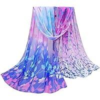 Misaky scarf Women's Scarf Shawl Design Silk Soft Silk Shawl Wrap Wraps