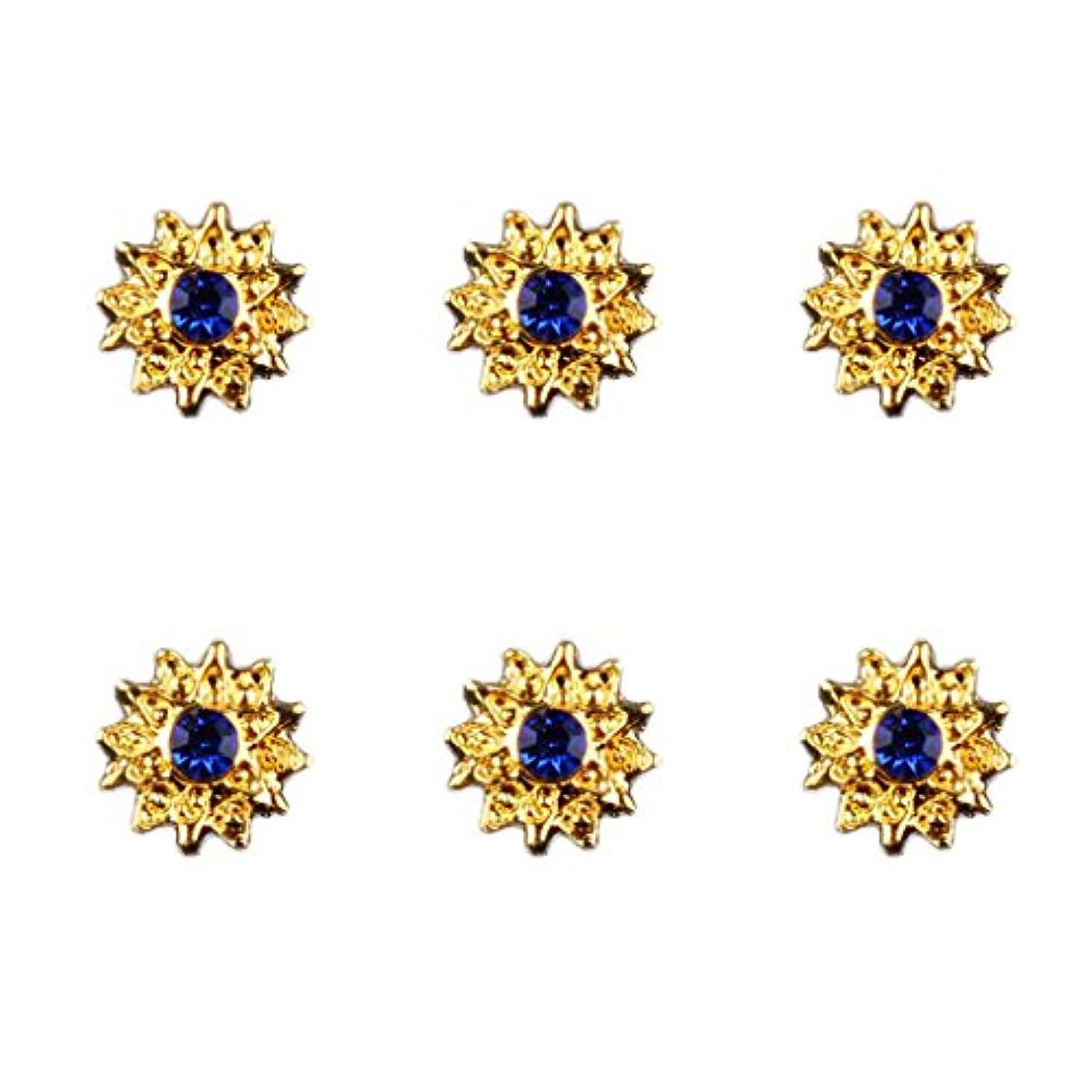 インタネットを見る花火報告書SM SunniMix 約50個入り マニキュア ダイヤモンド 3Dネイルアート ヒントステッカー 装飾 全8種類 - 6