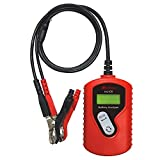 メルテック バッテリー診断機(LEDデジタル表示) DC12V 診断内容