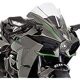 Puig 7631W RACING SCREEN [CLEAR] Kawasaki Ninja H2 / NinjaH2R (15-19) プーチ スクリーン カウル