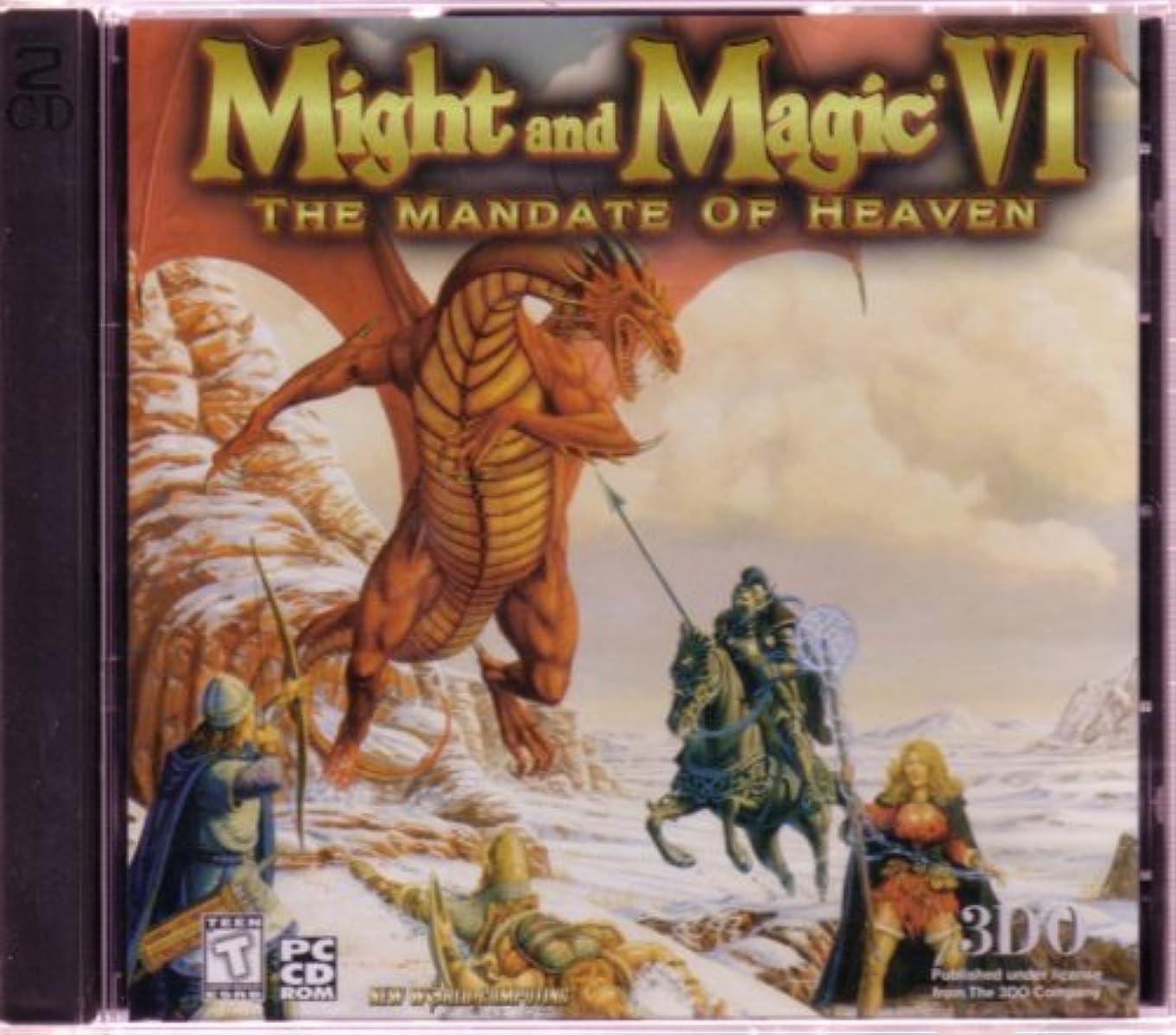 以降発症妊娠したMight & Magic 6 (Jewel Case) (輸入版)