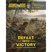 ATO: Against the Odds Magazine #36 with Defeat Into Victory, the Final Campaigns in Burma, Board Game by ATO Against the Odds [並行輸入品]