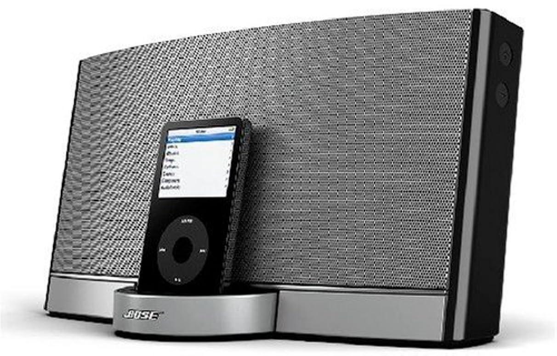 反対した天有害なBose SoundDock Portable system iPod専用サウンドシステム ブラック