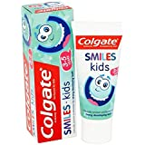[Colgate ] コルゲートは、子供の3~5年の歯磨き粉50ミリリットルを笑顔 - Colgate Smiles Kids 3-5 years Toothpaste 50ml [並行輸入品]