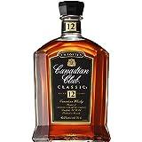 カナディアンウイスキー カナディアンクラブ クラシック 12年 700ml