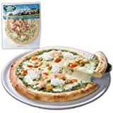 北海道 シェフのおすすめピザ バジルシーフード 3枚 約23cm ハーベスター八雲
