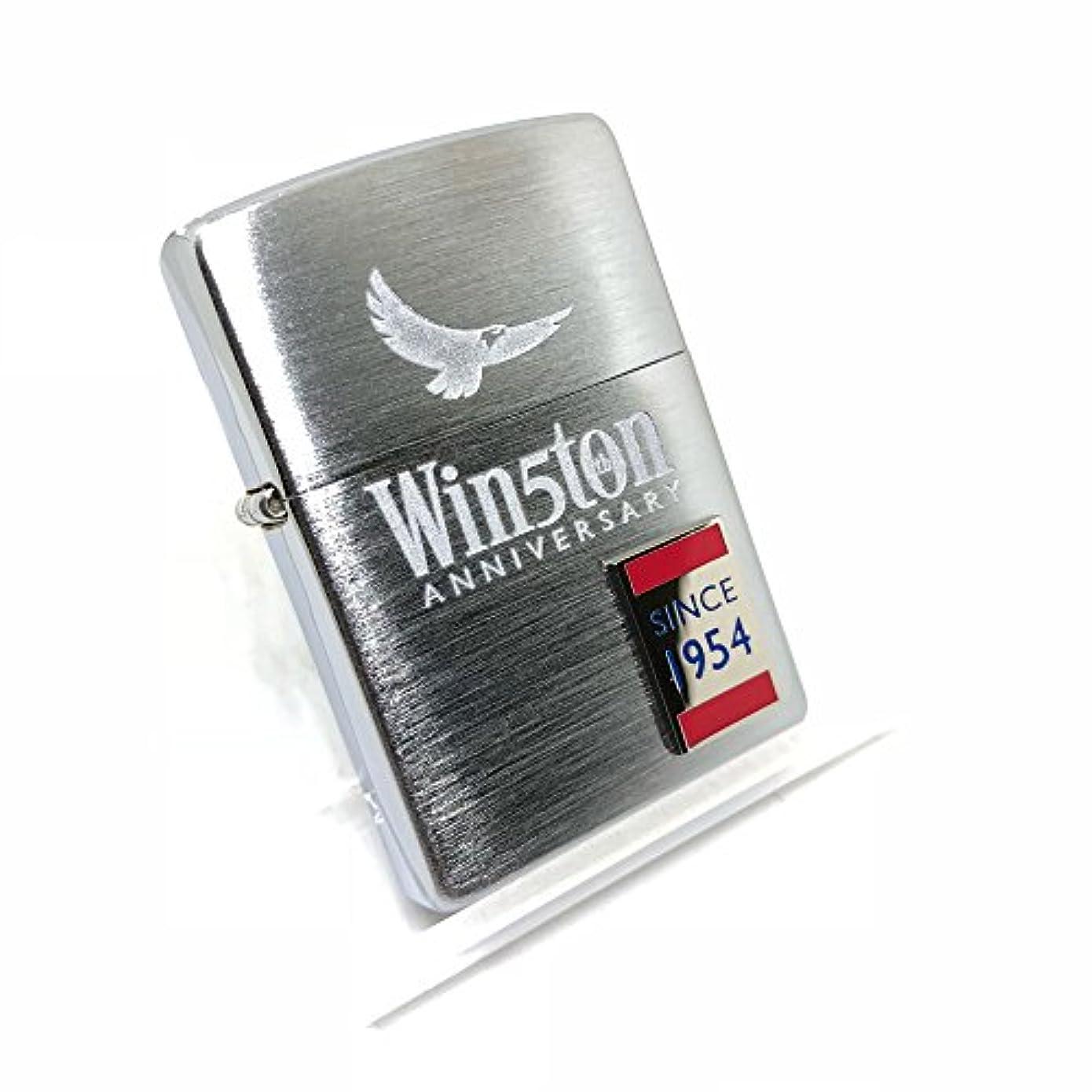邪魔不平を言う実装するZIPPO (ジッポー) Winston ウィンストン 50Years Anniversary US限定