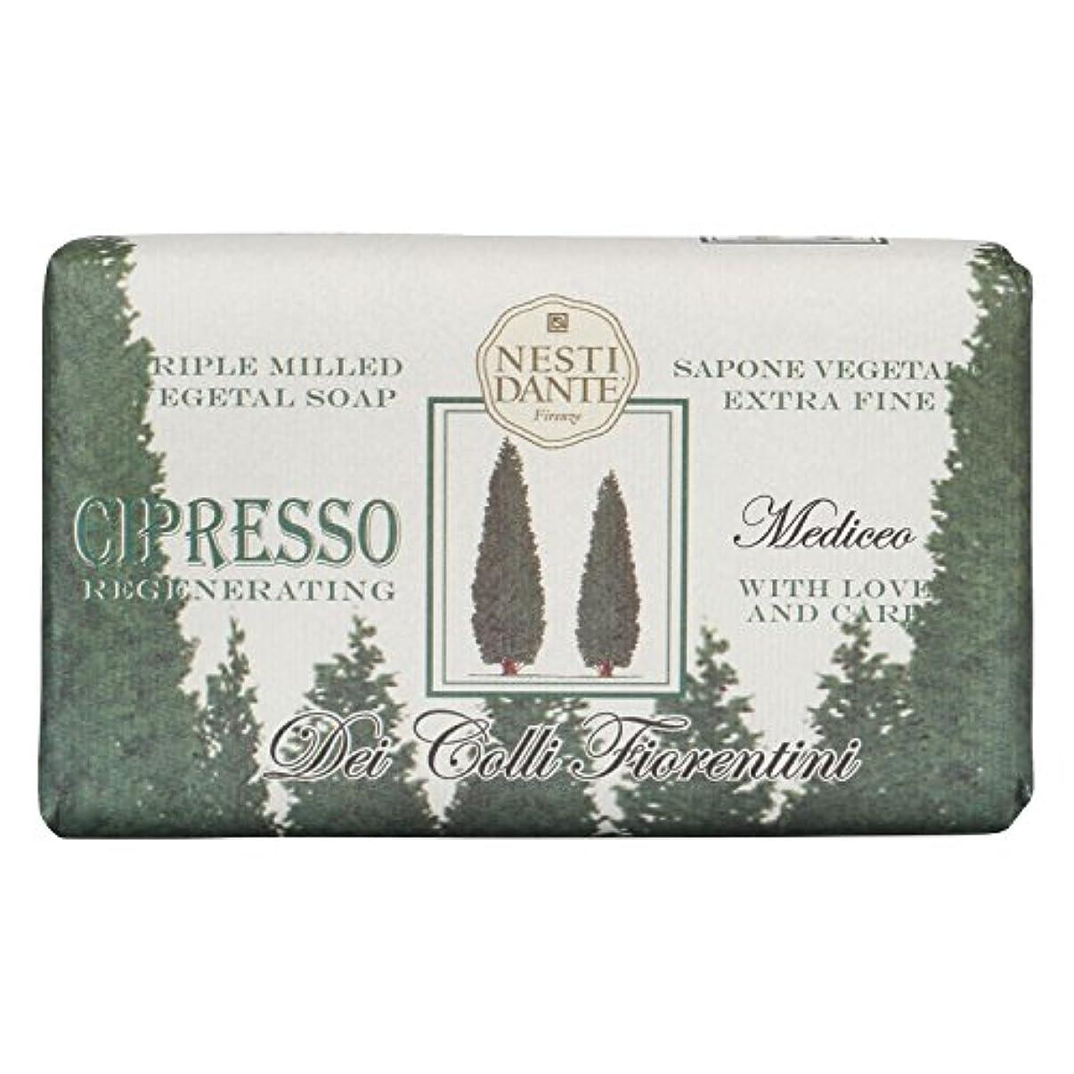くつろぐ世界的に不倫Nesti Dante ネスティダンテ フィオレンティーニソープ サイプレスツリー 250g