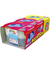 【ケース販売】 水とりぞうさん 550ml 3個パック×15セット(計45パック)