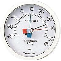 SATO 最高最低温度計 ミニマックス II 型