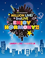 """THE IDOLM@STER MILLION LIVE! 2ndLIVE ENJOY H@RMONY!! LIVE Blu-ray""""COMPLETE THE@TER&"""