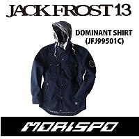 JACKFROST13 ジャックフロストワンスリー DOMINANT SHIRT JACKET JFJ99501C 16-17 スノーボードウエア メンズジャケット