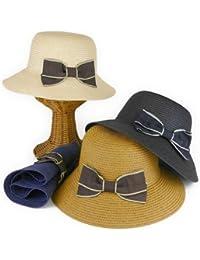 ノーブランド品 ポケタブルミドルペーパーキャペリン レディース帽子