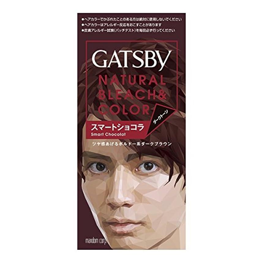 分割スタウト乙女ギャツビー ナチュラルブリーチカラー スマートショコラ 35g+70mL (医薬部外品)
