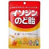 味覚糖 イソジンのど飴 はちみつ金柑X6袋