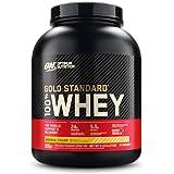 Optimum Nutrition Gold Standard 100% Whey Protein Powder, Banana Cream, 5 Pound