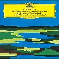 シベリウス:交響詩「フィンランディア」、悲しきワルツ、トゥオネラの白鳥、他