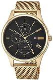 [トミーヒルフィガー] 腕時計 DAMON 1791848 メンズ ゴールド [並行輸入品]