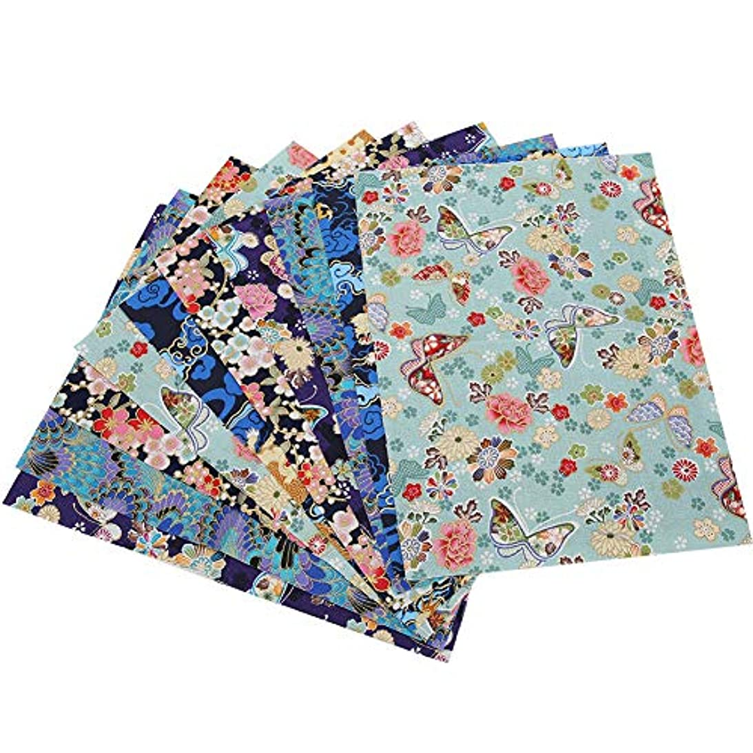 出来事捨てる広大な綿布、綿生地フラワーパターンパッチワーク生地、DIY縫製工芸品のための綿花パッチワーク縫製パッチワーク衣類アクセサリー