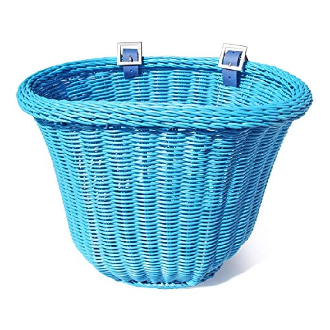 任命する価格存在Colorbasket 01426 Adult Front Handlebar Bike Basket, Blue by Colorbasket