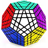 CuberSpeed Shengshou Gigaminx Black Gigaminx 5X5 Megaminx Cube