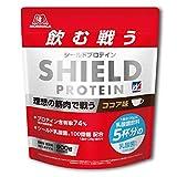 ウイダー シールドプロテイン ココア味 900g (約45回分) シールド乳酸菌®100億個配合 ホエイプロテイン WPI