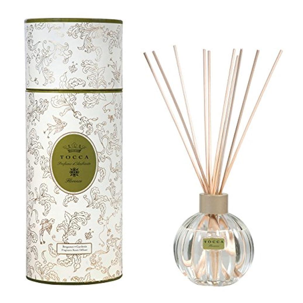 出席する批判的におとうさんトッカ(TOCCA) リードディフューザー フローレンスの香り 175ml 3~4ヶ月持続(芳香剤 ルームフレグランス ガーデニアとベルガモットが誘うように溶け合うどこまでも上品なフローラルの香り)